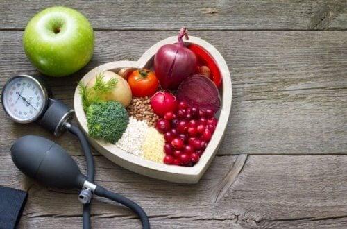 diett som kan redusere dårlig kolesterol