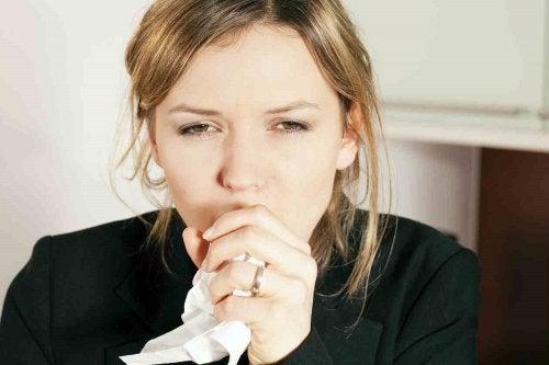 symptomer på Bronkiektasi er