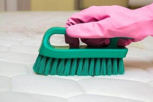 Fjern dårlig lukt fra madrassen din med disse tipsene