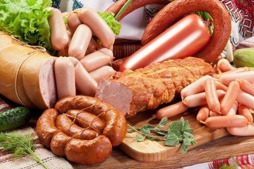 8 grunner til å unngå bearbeidet mat
