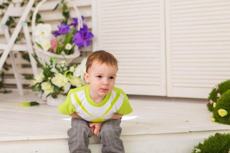 Tips og råd for å behandle forstoppelse hos barn