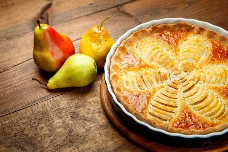 Smakfull pærekake: En sunn dessert