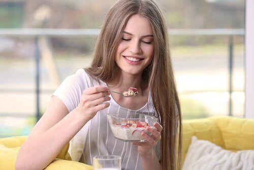 Frokost for å gå ned i vekt? 5 ideer du vil elske!
