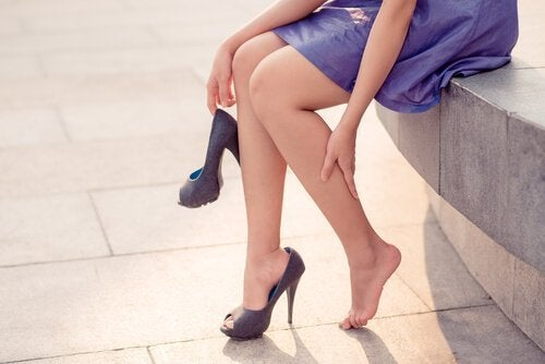 høye hæler, pause