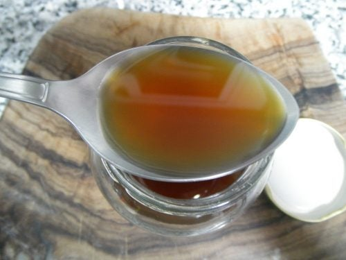 laurbær sirup som hostesaft