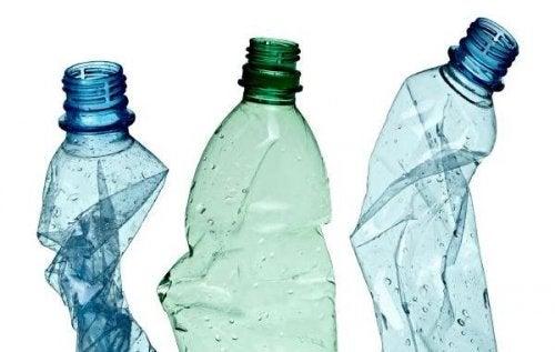 resirkulere flasker
