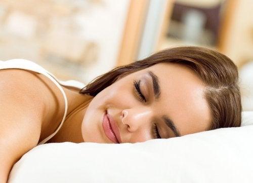 det er viktig med nok søvn