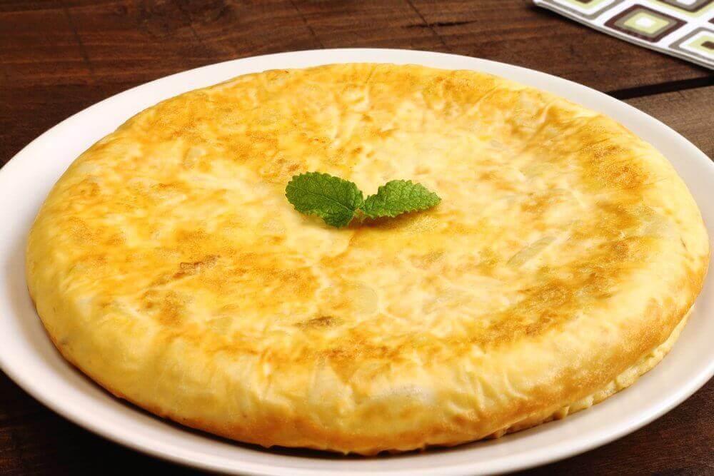 Spansk tortilla med poteter: Her er den deilige oppskriften!