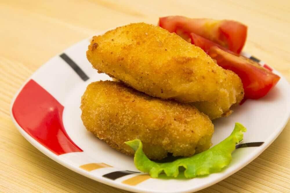 Tunfisk-croquetter med ost: Her er en deilig oppskrift!