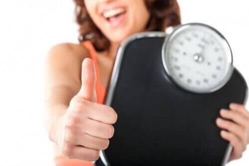 7 smarte triks for å gå ned i vekt raskt