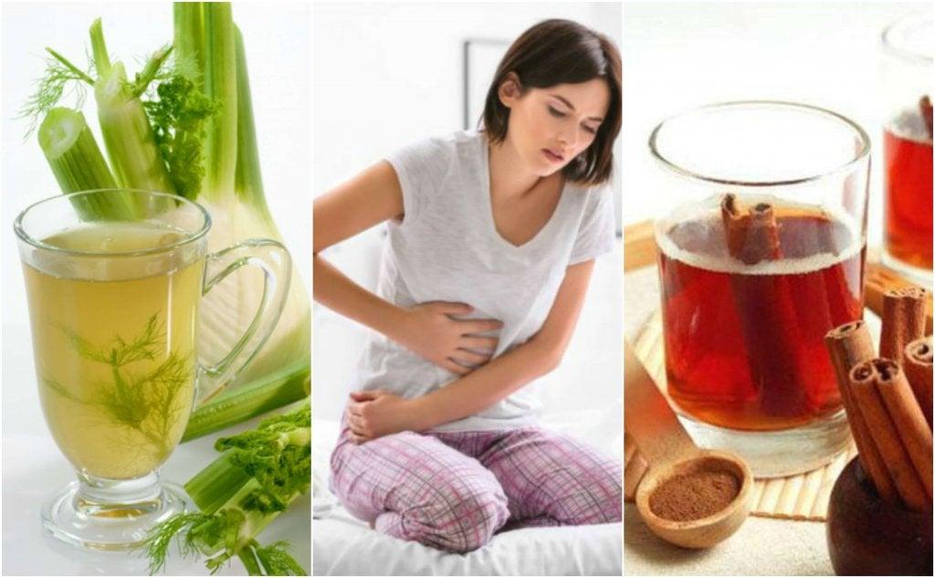 5 naturlige remedier for å lindre halsbrann