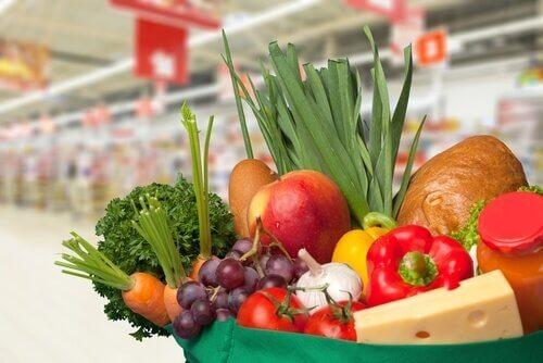 5. Ha grønnsakene i sikte