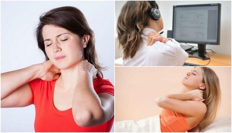 6 årsaker til nakkesmerter du kanskje ikke var klar over