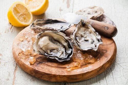 Mateksperter anbefaler å ikke østers