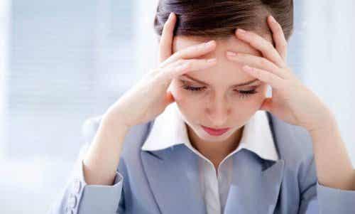 Kronisk bekymring: 3 helseeffekter og hvordan du kan håndtere det