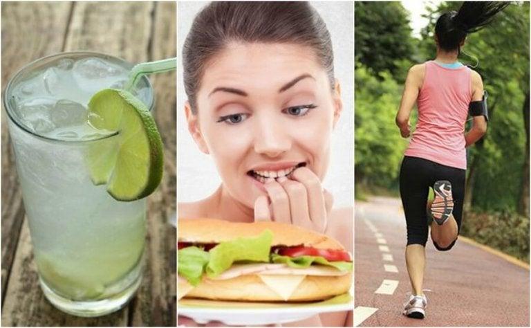 6 råd for å unngå trangen til å spise usunt
