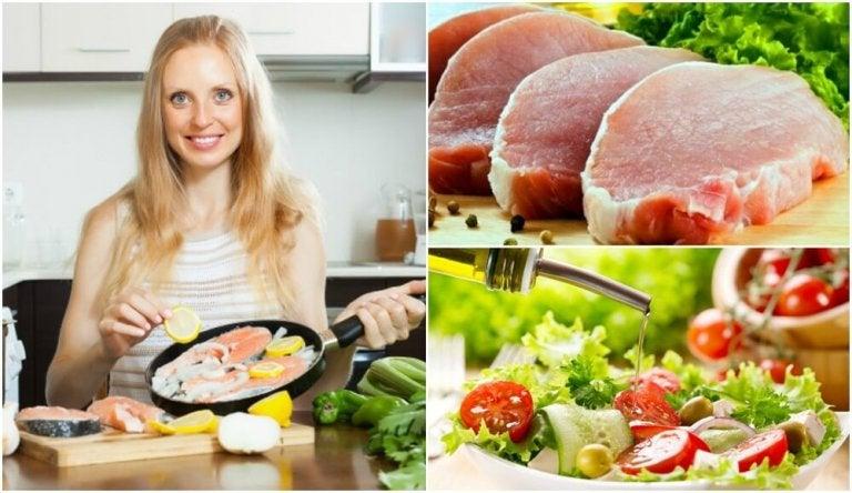 6 tips for sunn matlaging med lite fett