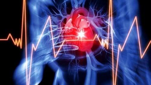 7 interessante vaner som skader hjertet ditt