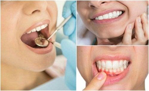 7 symptomer som tyder på en tanninfeksjon