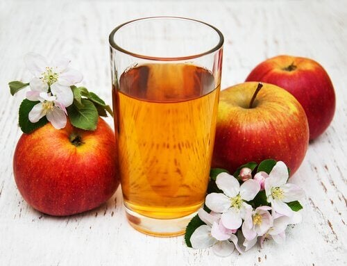 Fordelene med å drikke eplejuice
