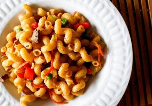 Hvor lenge skal du koke pasta