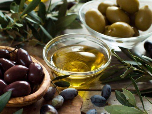 Konsumer olivenolje