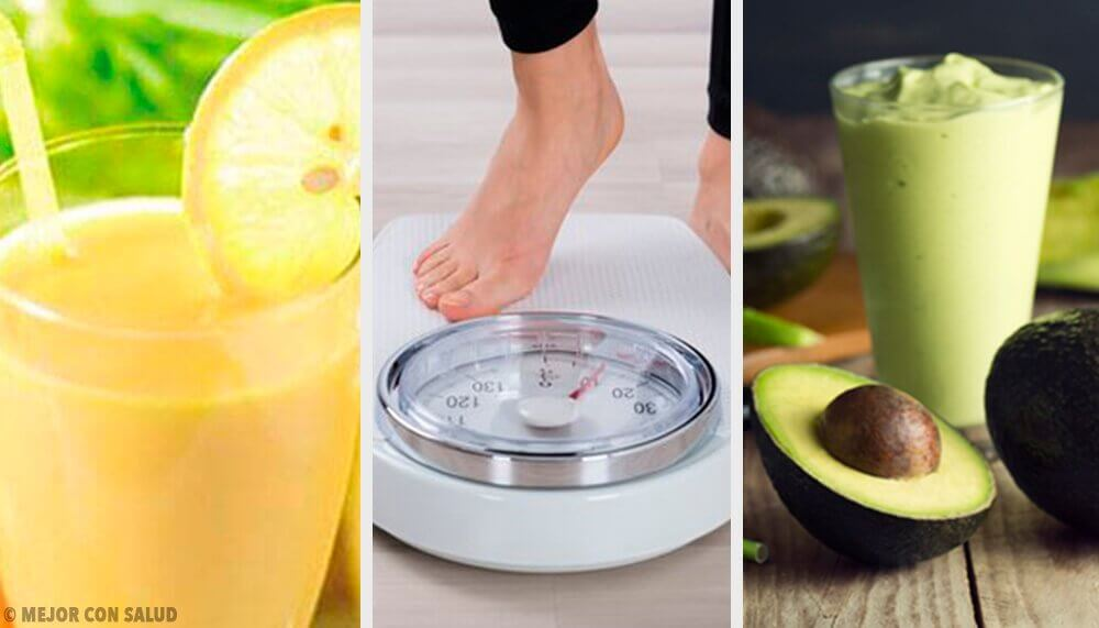 5 enkle oppskrifter på naturlige slankedrikker