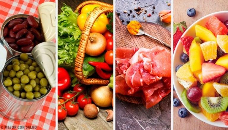 De sunneste alternativene til usunn mat