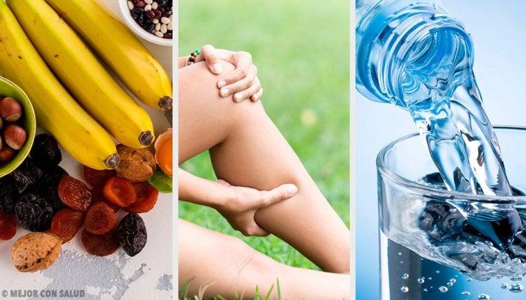 Tips for å forebygge og redusere muskelkramper