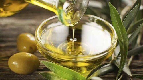 Tomat og olivenolje