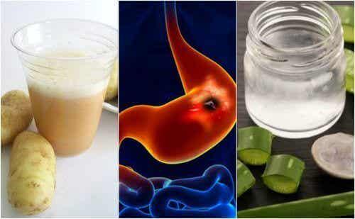 5 remedier for å akselerere lindring av magesår