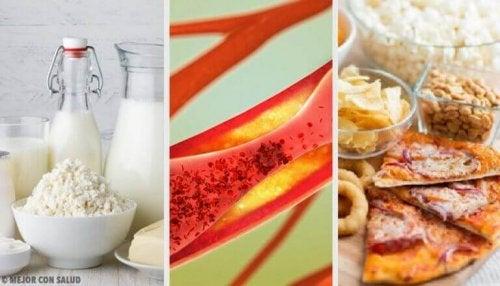 Matvarer som tetter arteriene dine