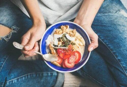 Våre 6 beste frokostalternativer for å gå ned i vekt på en sunn måte