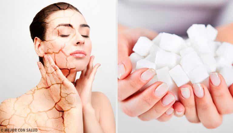 3 eksfolierende oppskrifter mot tørr hud