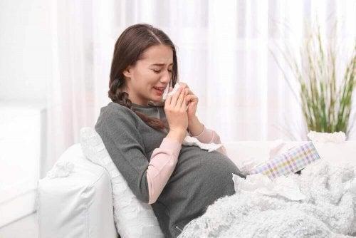 Kan gråting under graviditeten påvirke babyen din?