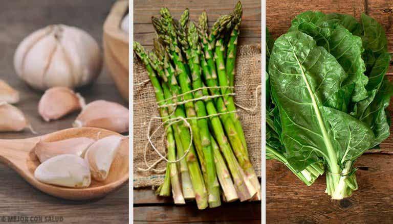 8 grønnsaker som forårsaker allergiske reaksjoner