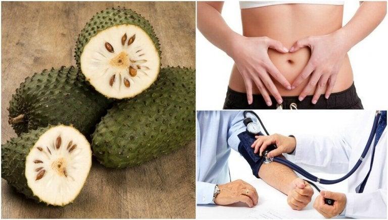 Syv gode grunner til å spise graviola