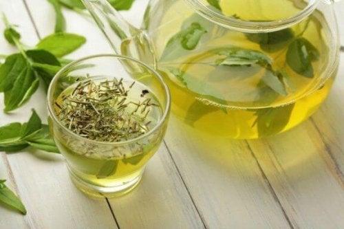 Tre måter å lage grønn te på for å fremme vekttap