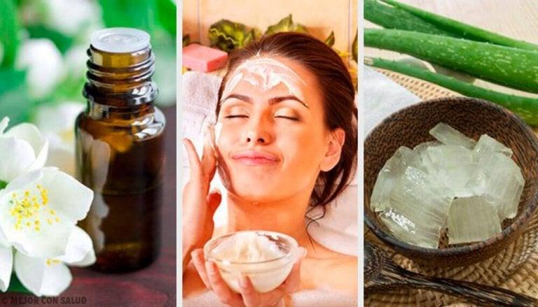 Enkel og naturlig behandling av tørr hud
