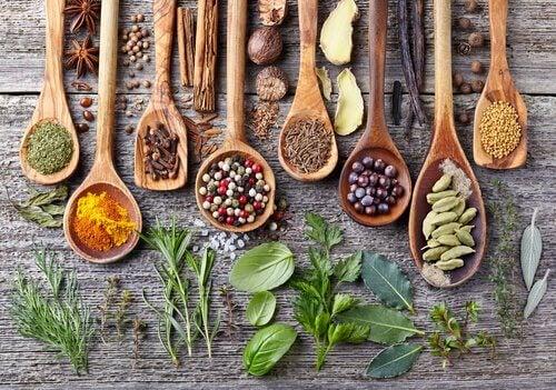Krydder kan føre til allergiske reaksjoner