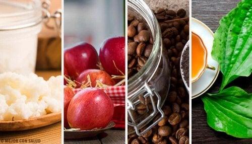 10 trygge matvarer for de med følsom mage