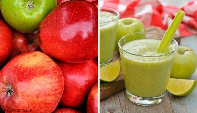 Nyt fordelene med epler med disse 9 oppskriftene