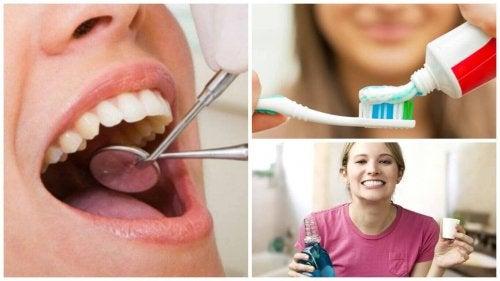 svisker for tannhelsen