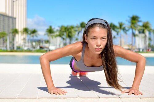 5 øvelser for ryggmusklene dine