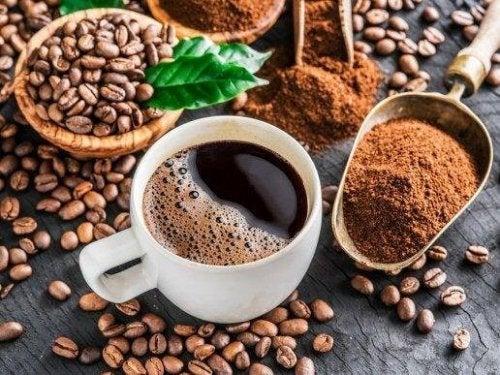 Hjemmepreparater mot koffeinabstinenser