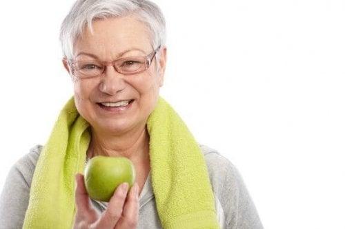 Vektøkning med alderen: Forebygg det med kostholdet ditt