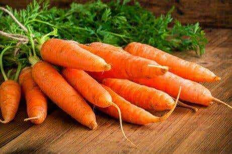 De mange fordelene med gulrøtter