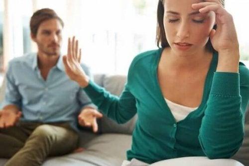 Kvinne sier nei til ekskjæreste