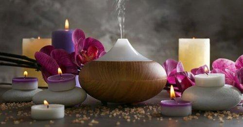 Aromaterapi er effektivt for å redusere spenningshodepine.