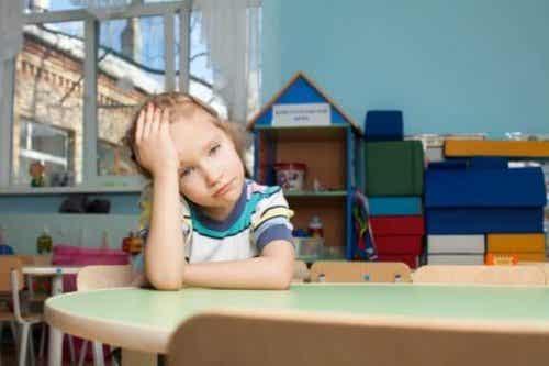 Når barndomsstress blir forårsaket av foreldrene